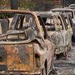 Греция в огне: объявлен трёхдневный траур по жертвам лесных пожаров