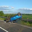 Не справился с управлением: водитель погиб в ДТП в Смолевичском районе