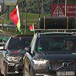 В субботу пройдет большой автопробег «За единую Беларусь!»