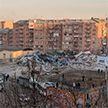 В российском Владикавказе после взрыва обрушился торговый центр