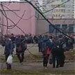 Более тысячи человек были эвакуированы из школы из-за задымления в Барановичах