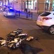 ДТП с участием мотоциклиста произошло в Гомеле