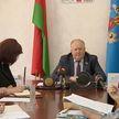 Депутат Палаты представителей Виктор Лискович провёл приём граждан Советского района Минска