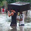 Мощное наводнение обрушилось на северо-восток Мексики