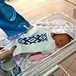 Вышиванка новорожденному. Приуроченная ко Дню Независимости акция проходит по всей стране