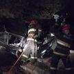 Легковушка вылетела в кювет и врезалась в столб в Светлогорске: понадобилась помощь спасателей