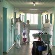 В Гомельской области медики наблюдают снижение заболеваемости COVID-19