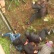 Десять человек выпали с балкона во время потасовки между представителями грузинского духовенства