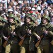 Подготовка ко Дню Победы: около 500 военных прошагали по центру Гродно