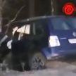 Около трёх часов ночи Volkswagen врезался в растущее на обочине дерево: два парня погибли
