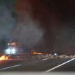 Сторонники каталонских лидеров перекрыли трассу возле Барселоны: образовались многокилометровые пробки