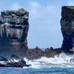На Галапагосских островах обрушилась знаменитая Арка Дарвина. Фото до и после