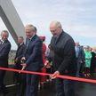 «Этому мосту быть. И быть надолго»: Лукашенко открыл путепровод через реку Сож в Славгородском районе