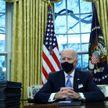 Байден убрал из кабинета кнопку, которой Трамп вызывал официанта с кока-колой