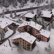 Аномальная осень в Европе: в Альпах выпал снег, местами –  рекордный уровень