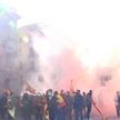 В Испании произошла стычка между антифашистами и ультраправыми