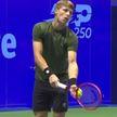 Илья Ивашко пробился в полуфинал теннисного турнира в Нур-Султане