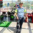 ГАИ Минска рассказала детям о правилах ПДД в необычном формате