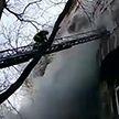 В Одессе горит колледж – погибла преподавательница