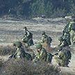 Белорусские и российские десантники проводят совместное учение