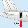 В аэропорту Хельсинки из самолета выпал член экипажа
