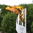II Европейские игры: «Пламя мира» прибывает в Оршу