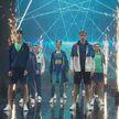 Новую олимпийскую форму для белорусских атлетов презентовал НОК: наши цвета – синий, мятный и белый