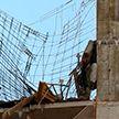 Перекрытия обрушились на 19-м этаже минской новостройки. Подробности