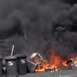 Стычки полиции и леворадикалов в Германии: поджоги, водометы, сотни пострадавших