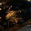 ДТП из-за гололедицы произошло на улице Кижеватова в Минске