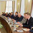 Правительства Беларуси и России прорабатывают сотрудничество в сфере транспорта