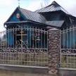 В Кобринском районе сгорела православная церковь XVIII века