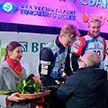 В «Раубичах» завершился этап Кубка мира по фристайлу
