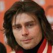 Муж Заворотнюк впервые за долгое время показался на публике на пресс-конференции