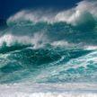 Пьяный пловец решил покорить 4-метровые волны, но не подрасчитал силы