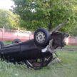 Смертельная авария в Лиде: женщину-водителя выбросило из салона