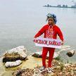 «Спаси Байкал»: Сергей Зверев устроил пикет на фоне озера
