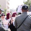 Очередные столкновения в Израиле: на акцию протеста в Восточном Иерусалиме вышли десятки палестинцев