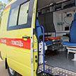 Три реанимобиля отправились из Гомеля за пострадавшими в аварии в Украине белорусами