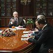 На совещании во Дворце Независимости обсудили развитие системы образования