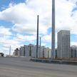Движение по путепроводу на улице Аэродромной намерены открыть летом