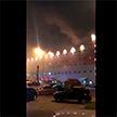 Пожар в «Короне» на Кальварийской в Минске: горела печка в хлебобулочном цеху
