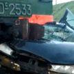 Подробности трагедии наезда поезда на автомобиль. У водителя Ford Mondeo не было шансов уцелеть