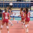 Волейболистки «Минчанки» не смогли выйти в решающий раунд квалификации Лиги чемпионов