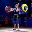 Людмила Псыщаница выиграла молодежный чемпионат Европы по тяжелой атлетике