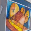«На100ящий УНОВИС»: выставка  воспитанников арт-центра «Улей»  открылась в Смиловичах