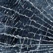 В Орше безбилетник из мести разбил окно автобуса булыжником