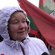 Митинги на контрасте: марш мудрости против акции «За Беларусь»