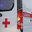 Авария с участием скорой и такси произошла в Москве, есть пострадавшие