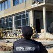 Строительная люлька упала с высоты 17 этажа в Минске: погиб рабочий